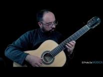 Curso de Guitarra nivel medio (repertorio) - Séptima Posición Escala en Sol. Libro II, Carcassi Op59