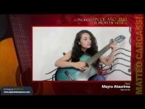 Guitarra fácil clases online - NIVEL BASICO – Mayra Ataurima, Perú. Vals en Re