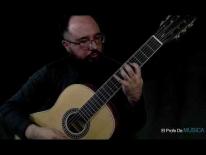 Curso de Guitarra nivel medio (repertorio) - Cuarta Posición Vals. Libro II, M Carcassi Op 59